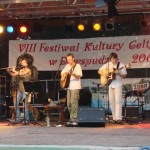 Skład zespołu w 2007 roku, koncert na festiwalu kultury celtyckiej - Dowspuda z Gosia, Grzegorz, Jacek, Bartek, Maciek.
